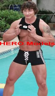 Dennis - The Brawny Male Stripper - PROFESSIONAL_MALE_EXOTIC_DANCERS_ENTERTAINERS-Call to book your next bachelorette party, birthday party or girls' night outinto an unforgettable evening with the Sexy Men of HERO HOT Bods!! stripper gram
